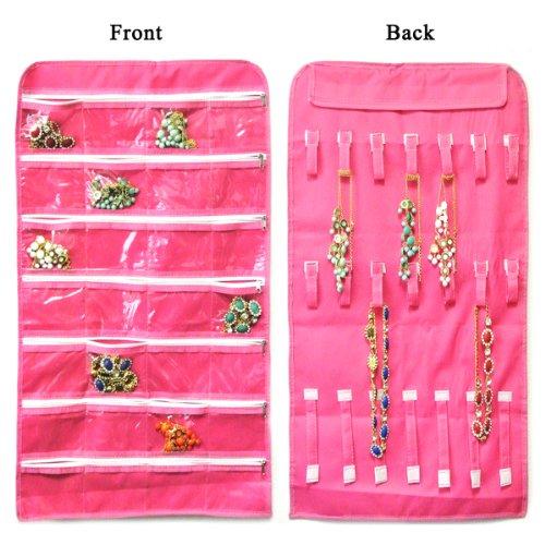 Pink Zippered - 7