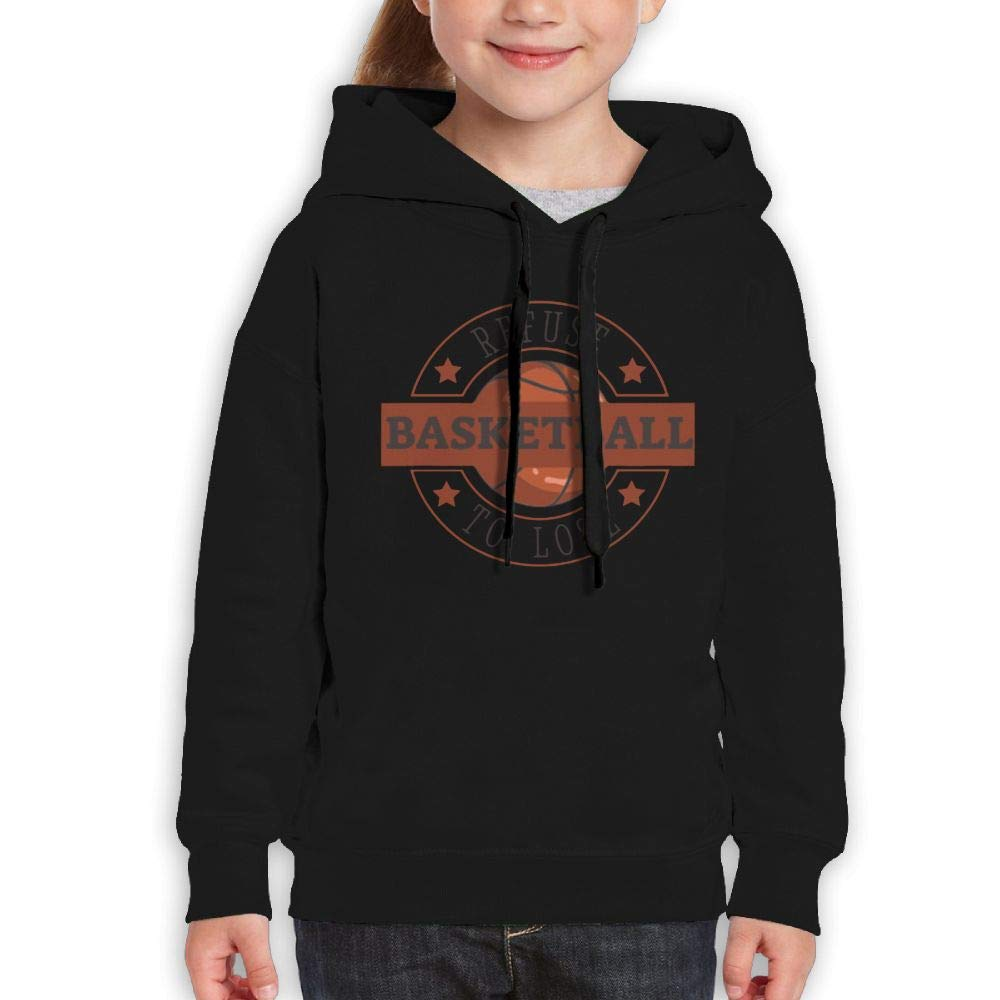 Yishuo Youth Limited Edition Classic Running Hoodie Black