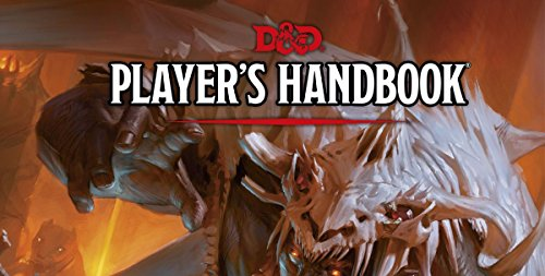 Dungeons & Dragons - Player's Handbook (D&D Core Guide / Rulebook) 5th Edition Next by Dungeons & Dragons (Image #1)