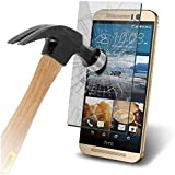 OZONE 0.26mm Shock Proof Tempered Glass Screen Protector for HTC One M9