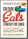 img - for Culture Eats Strategy for Lunch book / textbook / text book