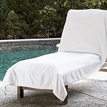 Marvelous Sferra Santino Terry Towel Lounge Chair Cover
