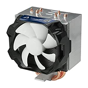 ARCTIC Freezer i11 - Silent 150 Watt CPU Cooler for Intel Sockets 1150/1155 / 1156/2011 with improved 92 mm PWM Fan - Easy Installation - Professional MX4 Thermal Compound included