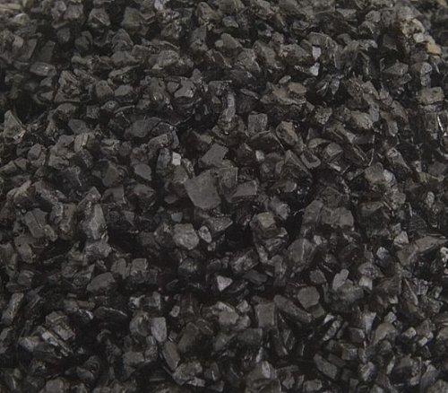 1 POUND BAG Hiwa Kai Black Hawaiian Sea Salt