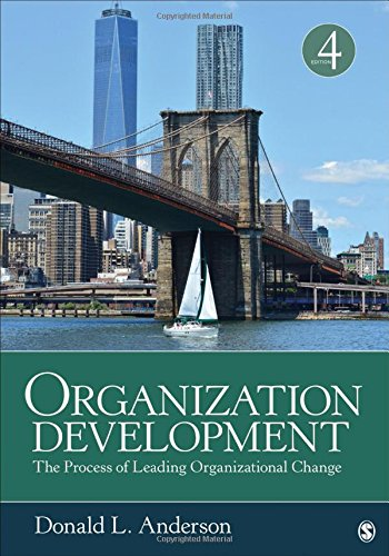 1506316573 - Organization Development: The Process of Leading Organizational Change