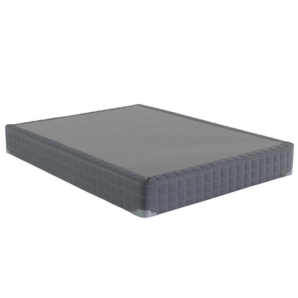 Sleep Inc. 9-Inch BodyComfort Standard Wood Mattress Foundation, Twin