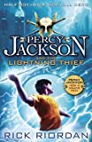 The Lightning Thief by Rick Riordan front cover