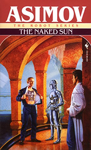 book cover of The Naked Sun