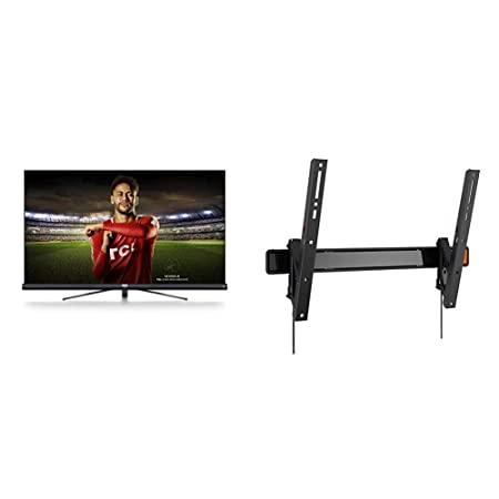 TCL 43DP648 43 Inch 4K Ultra HD TV with Freeview Play Silver