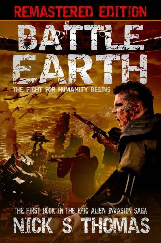Battle Earth by [Thomas, Nick S.]