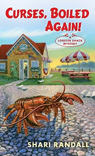 Curses, Boiled Again!: A Lobster Shack Mystery by [Randall, Shari]