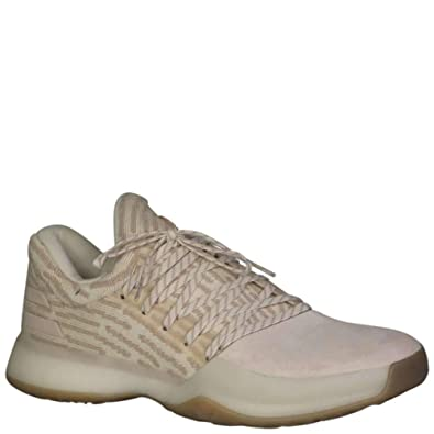 fecc8d92d81 adidas Men s Harden Vol. 1 Basketball Shoe White Gum Size 8 ...