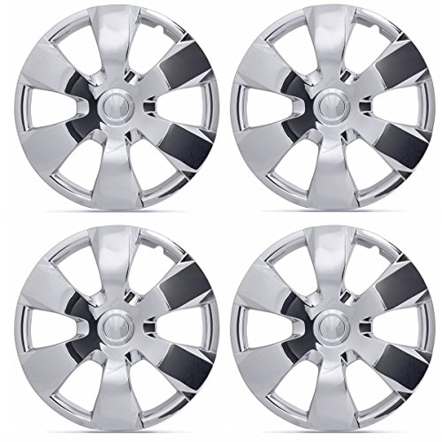 chrome wheel covers crv 2007 - 1