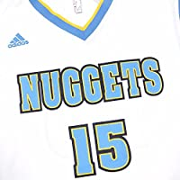 4a95c8f7108c8 adidas Nikola Jokic Denver Nuggets NBA Men's White Official Replica Jersey