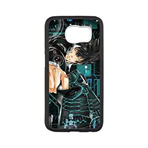 Psycho Pass Samsung Galaxy S6 Cell Phone Case White Phone cover G2700994