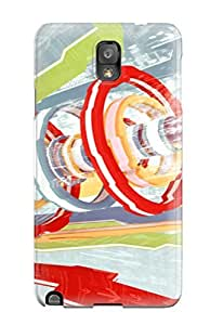 Fashion Design Hard Case Cover/ HiBgPeY138AxSko Protector For Galaxy Note 3 by lolosakes