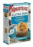 Krusteaz Gluten Free Blueberry Muffin Mix, 15.7-Ounce Box, Single Unit
