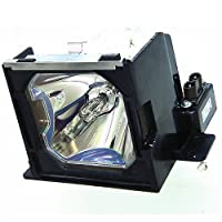 Electrified LV-LP22 Replacement Lamp with Housing for Canon Projectors