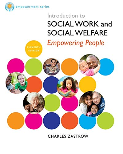 Brooks/Cole Empowerment Series: Introduction to Social Work and Social Welfare from Brooks / Cole