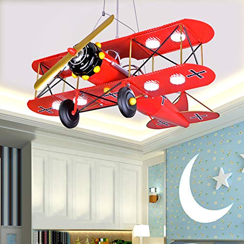 Airplane Pendant Light Fixture in US - 4