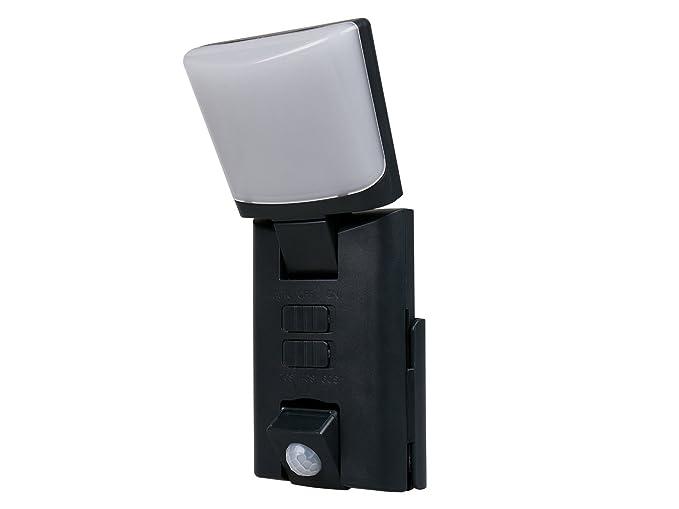 Luce notturna portatile a led per esterni con sensore di