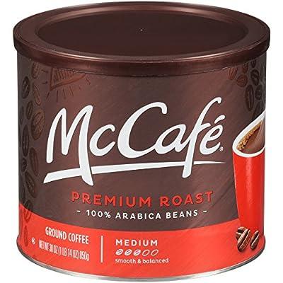 McCafe Premium Roast Ground Coffee, 30 Ounce from KRAFT HEINZ FOODS COMPANY