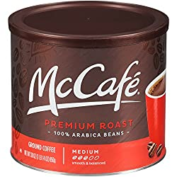 McCafé Premium Medium Roast Ground Coffee (30 oz Canister)