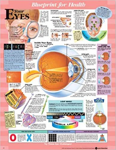 Blueprint for health your eyes chart 9781587797484 medicine blueprint for health your eyes chart wal chrt edition malvernweather Image collections