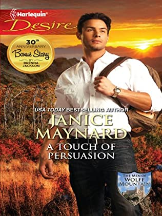 book cover of A Touch of Persuasion / A Lover\'s Touch