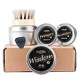 CanYouHandlebar Basic Beard Care Kit : Wisdom Beard Dry Oil