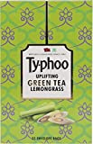 Typhoo Green Tea, Lemon Grass, 25 Tea Bags