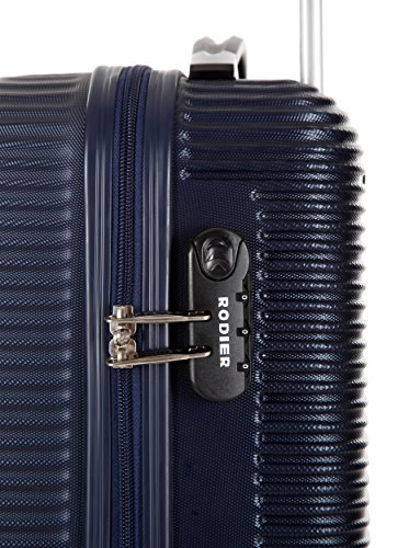 Rodier Trolley rígido Izalco Azul Marino 45.0 cm Azul Marino
