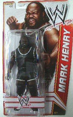 WWE Series 22 Mark Henry Figure by Mattel