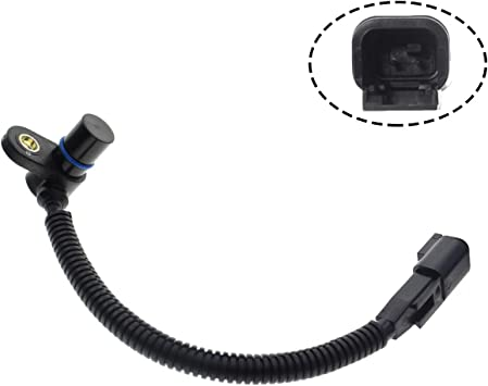 Replace OE# 32707-01C Crank Crankshaft Position Sensor for Harley Softail FXST and FLST Sportster XL Dyna