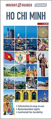 Insight Guides: Flexi Map Ho Chi Minh (Insight Flexi Maps)