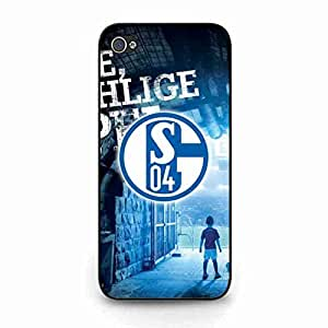 Noble Mk Logo Phone Funda,FC Schalke 04 Logo Phone Funda,FC Schalke 04 Cover Phone Funda,IPhone5C Funda
