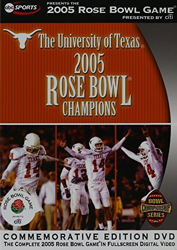 The 2005 Rose Bowl Game