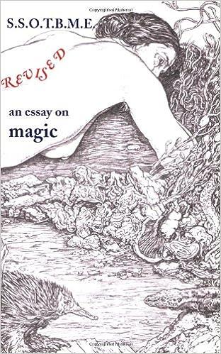 com ssotbme revised an essay on magic  com ssotbme revised an essay on magic 9780904311082 ramsey dukes books