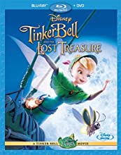 Tinker Bell and the Lost Treasure (Two-Disc Blu-ray/ DVD Combo)