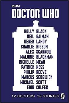 Book Doctor Who: 12 Doctors, 12 Stories