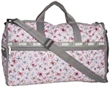 LeSportsac Large Weekender Duffle Bag,Butterfly,One Size, Bags Central