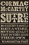 Front cover for the book Suttree by Cormac McCarthy
