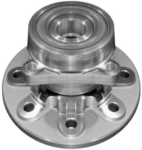 (Timken HA590020 Axle Bearing and Hub Assembly)