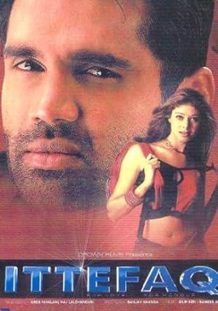 Amazoncom Ittefaq 2001 Hindi Film Bollywood Movie Indian