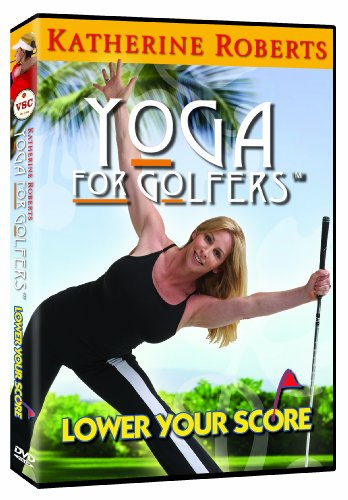 Yoga Golfers Lower Your Score product image