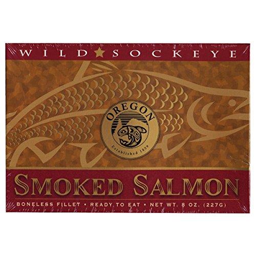 Smoked Wild Sockeye Salmon - 7