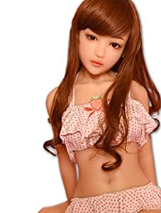 Eden Cute Petite Lovely Girl Silica Gel Entity Doll Meng