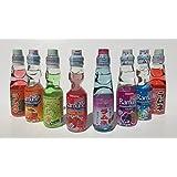 Power for Apple Ramune gift set 8 variety pack