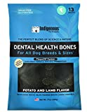 Indigenous Dental Health Bones, 17 Oz., Potato And Lamb Flavor