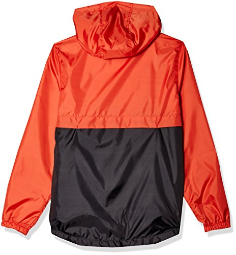 40893f283a Southpole Boys  Big Anorak Colorblock Water Resistance Hooded Pullover